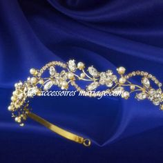 ton or 74,9 Jewelry, Fashion, Crystal, Alice Band, Bead, Accessories, Moda, Jewlery, Bijoux