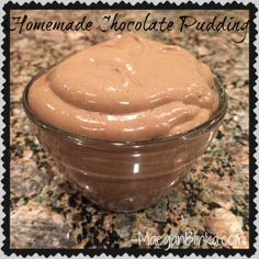 Just because you're rocking it with the 21-day fix doesn't mean you have to feel deprived! Try this amazing homemade chocolate pudding! It literally tastes like chocolate mousse but of course - its 21 Day Fix approved using just 4 basic, clean ingredients! You can find the full recipe at www.maeganblinka.com