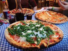 Food tip: Il Ritrovo in Friedrichshain, Berlijn. Goddelijke pizzaaa!!