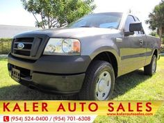 2005 Ford F-150 $4,488