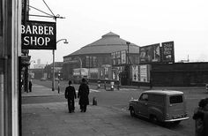 The Roundhouse, Camden. Early 1960's. Photo credit: Partleton. | Flickr - Photo Sharing!