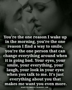 Love is the magical thing that makes the world seems beautiful. ind and save ideas about Cutest couple quotes . See more ideas about Cute things to say to your boyfriend, Cute couple sayings and Sweet girlfriend quotes Romantic Love Quotes, Love Quotes For Him, Me Quotes, Romantic Quotes For Boyfriend, Chance Quotes, Passion Quotes, Couple Quotes, Amor Romance, Under Your Spell