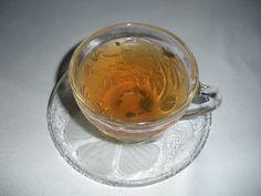 The Art of Uzbek Cuisine: Rayhonli kuk choy (Green tea with basil)