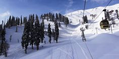Gulmarg Tourist destination Kashmir