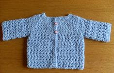 Crochet Baby Sweater Pattern, Baby Booties Free Pattern, Baby Sweater Patterns, Youtube Crochet Patterns, Baby Jokes, Knitting Patterns Boys, Baby Girl Sweaters, Baby Layette, Baby Coat
