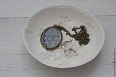 Создаем вместе с ребенком «керамическую» тарелочку из самозатвердевающей массы - Ярмарка Мастеров - ручная работа, handmade