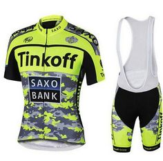 2016 Tinkoff Saxo Bank Bike Cycling Jerseys Roupa Ciclismo/Breathable Bicycle Cycling Clothing /Quick-Dry Sportswear
