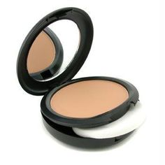 MAC Studio Fix Powder Plus Foundation - NC43 A one-step application of foundation and powder. Gives skin a smooth, flawless, all-matte, full-coverage finish. Long-wearing: lasts for up to eight hours. A real all-in-one. The choice of pros, and a long time favorite of MAC fans.