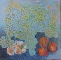 Acrylic on canvas, 30 cm x 30 cm