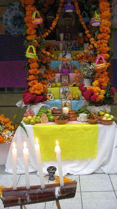 Día de los Muertos/ Day of the Dead~  mexico