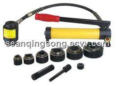 Hydraulic hole digger SYK-8A (SKY-8A) - China Hydraulic punch driver, YINDU
