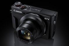 Canon a prezentat noul PowerShot G7 X Mark II, cu procesor DIGIC 7