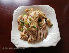 Drunken chicken, Shaoxing, China