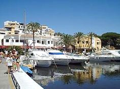 Puerto Cabopino – beach and marina, Costa del Sol, Malaga, Spain. Tourism inform… – 2020 World Travel Populler Travel Country Spain Tourism, Malaga Spain, Andalusia, Beach Holiday, Rental Apartments, Favorite Holiday, Places Ive Been, England, Mansions