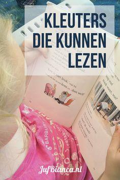 Vandaag ben ik te gast op de site van Juf Linda. Ik schreef voor haar een artikel over kinderen die al kunnen lezen bij de start van groep 3. Maar wat doen we eigenlijk met kleuters die al kunnen lezen? Hoe kunnen we hen verder helpen in hun ontwikkeling, zonder hun kleutertijd van hen af [...]