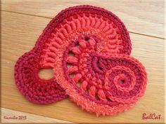 tuto crochet freeform : Tous les messages sur tuto crochet freeform - Easy Crochet