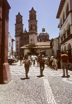 Taxco, Mexico. Love this town