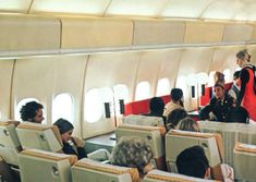 Airplane Interior, Aircraft Interiors, Vintage Airline, United Airlines, Filming Locations, Cabins, Jet, Moon, The Unit