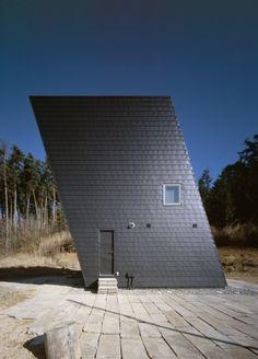 Lean Out! (with apologies to Facebook's Sheryl Sandberg...) calligrapher's studio ~ kochi architect's studio