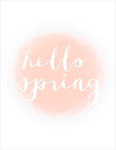hello spring download