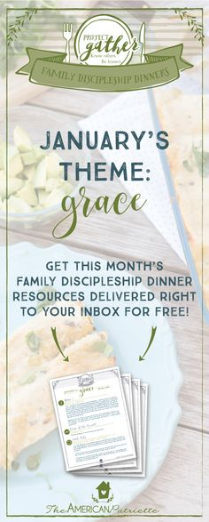 Family Discipleship Dinners; Family Mealtimes; Family Devotionals; Family Dinners; Mealtime Conversation