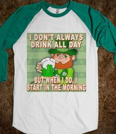 b5b5f42a0 50 Best T-shirts: ST PATRICK'S DAY images | St patricks day, T ...