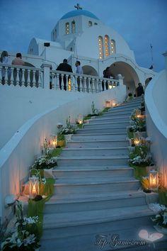 stolismosgamou Wedding Staircase, Grand Staircase, Greek Wedding, Church Wedding, Indian Wedding Gifts, Wedding Gift Wrapping, Diy Home Crafts, Event Decor, Outdoor Living