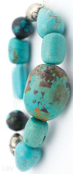 Turquoise | LBV ♥✤
