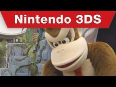 Donkey Kong commercial I directed for Nintendo.  See DK scare a bunch of people!  Sweet!