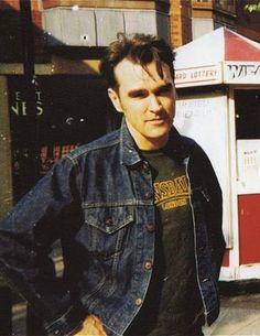 Morrissey & The Smiths Morrissey Albums, Punk Rock, Dark Wave, The Smiths Morrissey, Johnny Marr, Charming Man, Post Punk, Attractive Men, Perfect Man