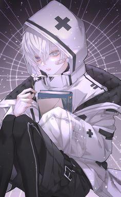 Anime Boys, Dark Anime Guys, Cool Anime Girl, Kawaii Anime Girl, Anime Art Girl, Anime Chibi, Manga Anime, Demon Manga, Anime Friendship