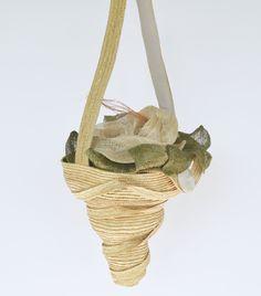 """Tasche:""""Kastra"""" #stroh #tasche #bag #straw #design #einzelstück"""