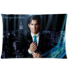 Matt Bomer Pillowcase Standard Size 20'x30' PWC1794 *** New offers awaiting you  : Decorative Pillows
