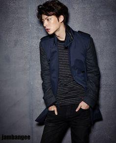 안재현 이솜 잠뱅이 화보 / Esom Ahn Jaehyeon jambangee