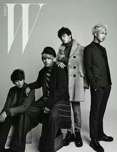 Jungkook, V, Jimin, & Rap Monster