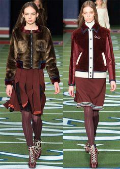 Tommy Hilfiger women's jackets