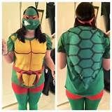 How to Make a Turtle Shell Costume . Most of a turtle costume is taken ...