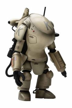 Maschinen Krieger – 1/16 Action Model: SUPER ARMORED FIGHTING SUIT 宇宙型態 FIREBALL 03 基本塗裝版