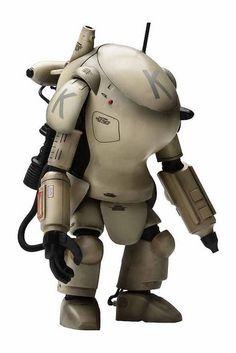 Maschinen Krieger – 1/16 Action Model: SUPER ARMORED FIGHTING SUIT 宇宙型態 FIREBALL 03 基本塗裝版