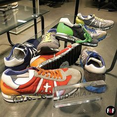Hmmmm koje odabrati? #premiata  #sneakers #colours #fashion #footwear
