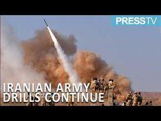 #latestnews#worldnews#news#currentnews#breakingnewsPress TV News : Iran army drills continue in the countrys southern regions