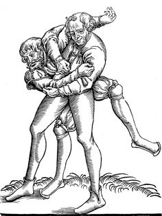 "Ott Jud (""Ott the Jew"") was a 15th-century Austrian martial arts master, specialized on grappling (Ringen).The version of his treatise in Codex Lew states that he was a baptized Jew.Paulus Kal describes him as the wrestling master to the rulers of Austria, and names him as a member of the Society of Liechtenauer.Ott's treatise on ringen is repeated throughout all of the early German treatise compilations and seems to have become the dominant work on the subject within the Liechtenauer…"