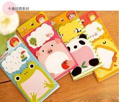 Vogel Haftnotizen MemoPapier von pikwahchan auf Etsy, $2,10