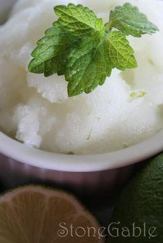 ... Ice Cream Recipes on Pinterest   Sorbet, Lime sorbet and Fruit sorbet