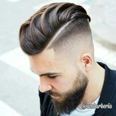 Pompadour Haircut: Guide to Modern, Japanese, Undercut Pompadour . Haircut Style pompadour haircut how to style Best Undercut Hairstyles, Mens Hairstyles 2018, Hairstyles Haircuts, Haircuts For Men, Modern Hairstyles, 2018 Haircuts, Creative Hairstyles, Medium Hairstyles, Wedding Hairstyles
