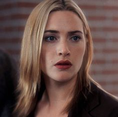 Kate Winslet in The Life Of David Gale (2003) by Alan Parker.