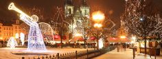 Χριστούγεννα στην Πράγα 3 ημέρες Special | Ταξίδι στην Πράγα