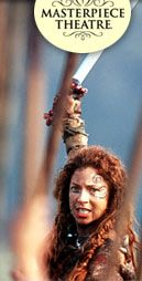 Warrior Queen: This series about Boudica, one of the early heroines of England. She fought the Romans. Portrayed with passion by Alex Kingston, I loved this series about an historical figure I knew nothing about.