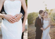 Malibu beach wedding | Photo by Jamie Street of Rad and in Love | Read more - http://www.100layercake.com/blog/?p=78231