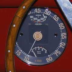 1955 Ferrari tach